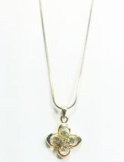 Eyo Jewelry Kalung Wanita SNS 113013 - SILVERIDR22900. Rp 22.900