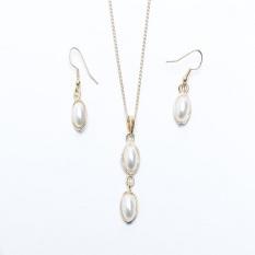 Eyo Jewelry Kalung Wanita SNS 11242 SilverIDR39000. Rp 39.000. Eyo Jewelry Keisha Silver NecklaceIDR39000. Rp 41.500