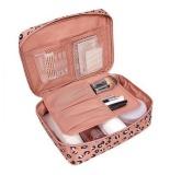 Diskon Besarezy Tas Travel Kosmetik Pink Motif