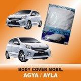 Beli F New Body Cover Mobil Agya Ayla Perak Murah