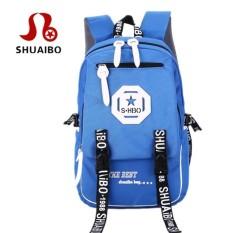 Pabrik Langsung Penjualan Korea SD Siswa Shoulder Bag Bahu Anak-anak Backpack Satu Generasi Lemak Dapat Custo -Intl