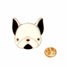 Fancyqube Baru Fashion Kartun Bros Pin Badge Pakaian Lencana Backpack Ikon Paket Ikon Pakaian Bingkisan H04-Intl