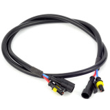 Berapa Harga Fancytoy 100 Cm Xenon Hid Light Ballast High Voltage Extension Wire Harness Kabel Di Tiongkok