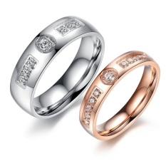Cuci Gudang Fans Cincin Couple Nikah Tunangan Cc 19