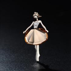 Jual Fashion Ballerina Gadis Bros Orisinalitas Crystal Kartun Ornamen Intl Satu Set
