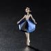 Spesifikasi Fashion Ballerina Gadis Bros Orisinalitas Crystal Kartun Ornamen Intl Terbaru
