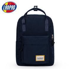 Harga Fashion Laptop Backpack Commuter Bag 14 Inch Navy Blue Intl Baru Murah