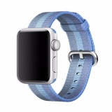Review Terbaik Fashion Nylon Watch Woven Band Classic Sport Penggantian Strap Untuk Iwatch Seri 1 Seri 2 Iwatch 38Mm Intl