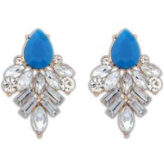 Anting Berlian Buatan Wanita Perhiasan (Merah)IDR83000. Rp 83.000 .