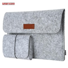 Diskon Besarfashion Soft Sleeve Bag Kasus Penutup Untuk Apple Macbook Air Pro Retina 11 12 13 Laptop Anti Gores Cover For Mac Book 13 3 Inch