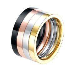 Spesifikasi Fashion Cincin Baja Titanium Tgr015 A 9 Online