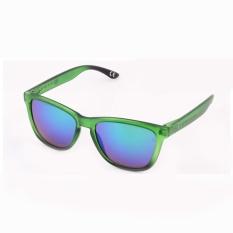 Fashion Tren Kacamata Hawkers BRAND Pria Wanita Sunglasses Populer Kacamata Olahraga Luar Ruangan Sun Kacamata UV400 Oculos De Sol Gafas H16 (warna: C0)-Intl