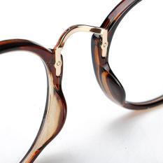 Ongkos Kirim Fashion Unisex Clear Lensa Kacamata Frame Retro Round Pria Wanita Kacamata Mata Hot Intl Di Tiongkok