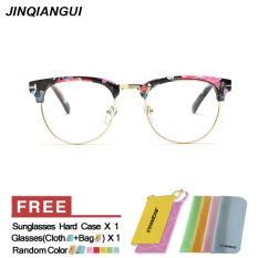 Diskon Fashion Vintage Retro Kacamata Bingkai Warna Kacamata Polos Untuk Miopia Pria Kacamata Optik Kacamata Oculos Femininos Gafas Intl Hong Kong Sar Tiongkok