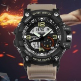 Jual Fashion Watch Pria Tahan Air Olahraga Watches Shock Digital Elektronik Gr Intl Sanda Ori