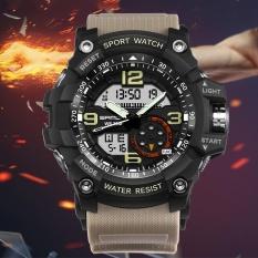 Review Fashion Watch Pria Tahan Air Olahraga Watches Shock Digital Elektronik Gr Intl
