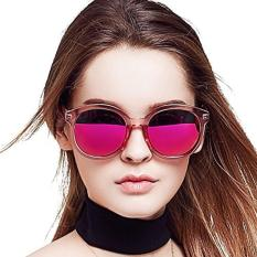 Fashionity Candy Sunglasses MN5016 Purple - Kacamata wanita