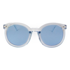 Fashionity Sunglasses CAT MN5006 Blue Tranparant - Kacamata Wanita