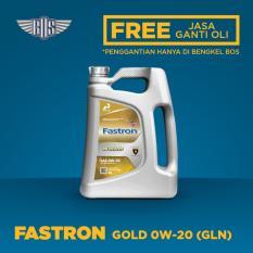 Spesifikasi Fastron Gold 0W 20 4 Liter Gratis Jasa Dan Check Up Dan Harganya