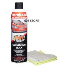 Fastwax FW1 Cleaning Wax Cairan Ajaib Bebas Baret Dan Jamur