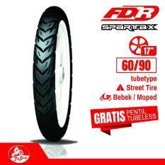 DR BAN FDR Spartax 60/90 - 17 / Tubetype / Honda Prima Astrea Grand / Velg Kecil / Variasi / Kualitas Baik