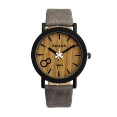 Spesifikasi Feifan Autoleader Pria Vintage Kayu Dial Kulit Kasual Quartz Wrist Watch Lengkap Dengan Harga