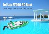 Harga Feilun Ft009 2 4G Rc Balap Kapal Kecepatan Tinggi Kapal Pesiar Hijau Di Tiongkok