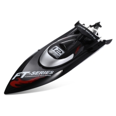 Jual Feilun Ft012 2 4G 4Ch Brushless Rc Racing Boat Eu Plug Hitam Intl Branded Murah