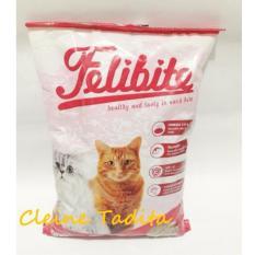 Cleine Tadita Petshop - Makanan Kucing Felibite Ikan Kemasan 500 Gram