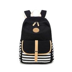 Beli Wanita Canvas Backpack Intl Online Indonesia