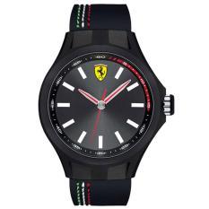 Beli Ferrari Jam Tangan Pria Ferrari 0830218 Pit Crew Rubber Watch Kredit Indonesia
