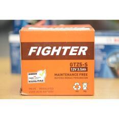 Fighter Gtz5 S Aki Accu Mf By Yuasa Fighter Diskon 30