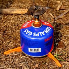 Fire Maple Folding Camping Kompor Memasak Gas Tank Bracket Botol Rak Stand Gaskocher Berkemah untuk Memasak Tungku Gas (...) -Intl