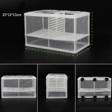 Harga Fish Breeding Aquarium Box Net Dengan Papan Isolasi Inkubator Hatchery L Ukuran Intl Termahal