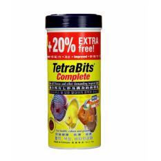 Situs Review Fish Food Makanan Ikan Premium Tetra Bits 90 Gram