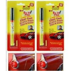 Berapa Harga Fix It Pro Pen Penghilang Baret Lecet Gores Aluminium Cat Mobil Otomotif Eksterior Interior Fix It Pro Pen Di Banten