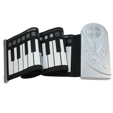 Fleksibel Lembut 49-Key Digital Roll-up Elektronik Keyboard Piano Hadiah-Intl