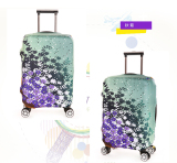Spesifikasi Flora Stretchable Elasticy 26 28 Inch Waterproof Koper Luggage Cover Pelindung Autumn Helenium Intl Flora