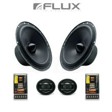 Flux BC 261 - Speaker 2way Komponen