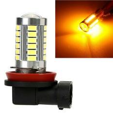 FOGLAMP H11 H8 LAMPU KABUT LED ORANGE 33LED