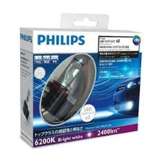 Foglamp H8 H11 H16 Philips Xtreme Ultinon LED 12V 6200K