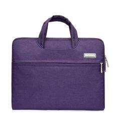 Fopati Merek 11-11.6 Inch Laptop Sleeve Case Protective Bag dengan Pegangan dan Kantong Plastik untuk MacBook Air 11 '', Permukaan Pro, 11