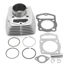 untuk Honda Cb125s Cl125s Sl125 Xl125 Mesin Silinder Tunggal Top End Rebuild Kit-Intl