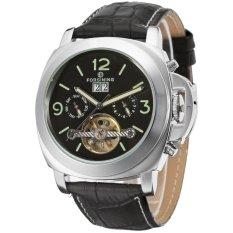 Forsining Pria Otomatis Kalender Wrist Watch Fsg005M3S2 Intl Diskon Akhir Tahun