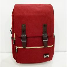 Fortune NEW Ransel Leptop Korea Styil + RainCover -3F-100049