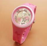 Spesifikasi Fortuner Bunga Fr J1045 Pink Jam Tangan Anak Karet Fortuner Terbaru