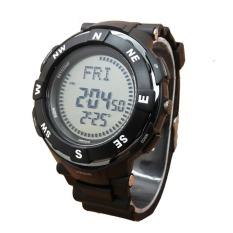 Beli Fortuner Compass Jam Tangan Pria Strap Karet C 831 Bw Murah Di Jawa Barat