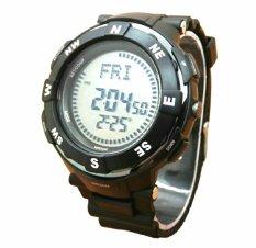 Harga Fortuner Fr C653 White Men S Watches Compas Digital Rubber Strap Online Dki Jakarta