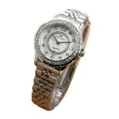 Spesifikasi Fortuner Fr K7985L Jam Tangan Wanita Stainlesstell Strap Silver White Yg Baik
