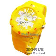Review Fortuner Jam Tangan Anak Water Resistant Bonus Baterai Fr027 Kuning Fortuner